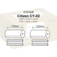 Citizen CY-02.6x8 Papel  15x20 e 10x15