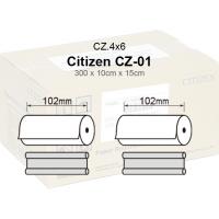Citizen CZ-01 Papel  CZ.4x6