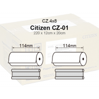Citizen CZ-01 papel CZ.4x8