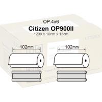 Citizen OP900II Papel  OP.4x6