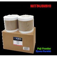 "Paper Glossy 15.2cm(6"")x65m 2 rolls"