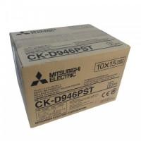 Mitsubishi Papel CK-D946PST postcard para CP-D90DW
