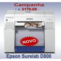 Epson SureLab SL-D800 com extensão de garantia 2 anos- NOVO - *Campanha