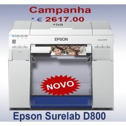 Epson SureLab SL-D800 - NOVO - *Campanha