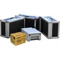 Mitsubishi CP-D80DW + Mala Flight Case + caixa de papel