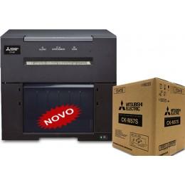 Mitsubishi CP-M1E + papel 750 fotos 10x15*NOVO*