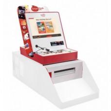 Mitsubishi Smart Kiosk CP-D80DW s/base *renove